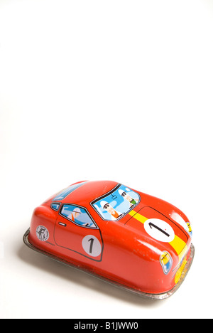 Toy in car - Stock Photo