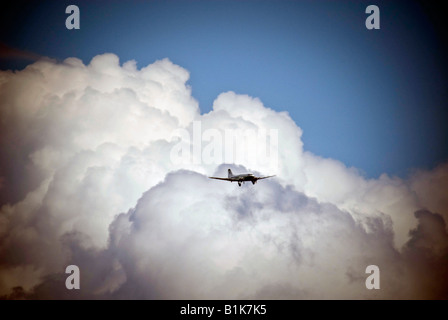 Classic Flight Air Atlantique Dakota aircraft - Stock Photo