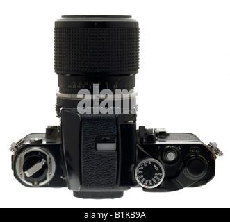 Nikon F2a 35mm Single Lens Reflex Camera