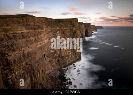 Cliffs Of Moher, Co. Clare, Ireland - Stock Photo