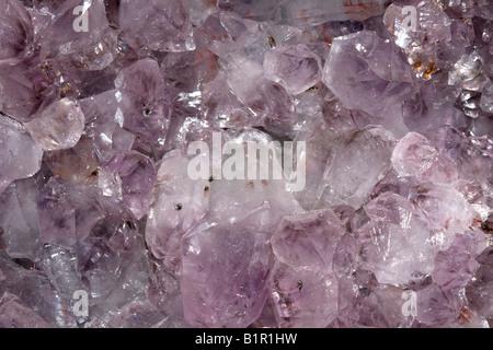 Amethyst - Stock Photo