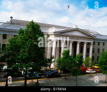 General Post Office (GPO), O'Connell  Street, Dublin, Ireland - Stock Photo