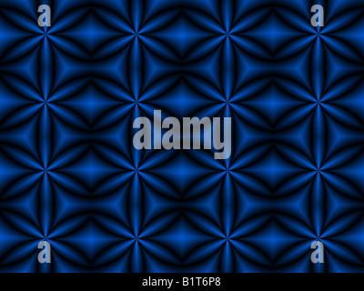 Detailed and figured ornamental texture - Stock Photo
