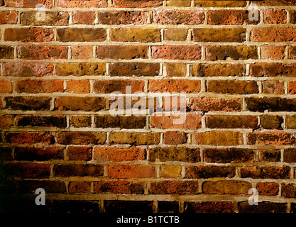 BRICKWALL SHOWING TEXTURE AND CHARACTER