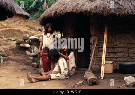 the role of women in the colombian kogi tribe Female divinity in south america so say the matrilineal kogi people of the santa marta mountains in colombia descendants of the glittering tairona civilization other colombian peoples echo this cosmogony of the primordial mother.