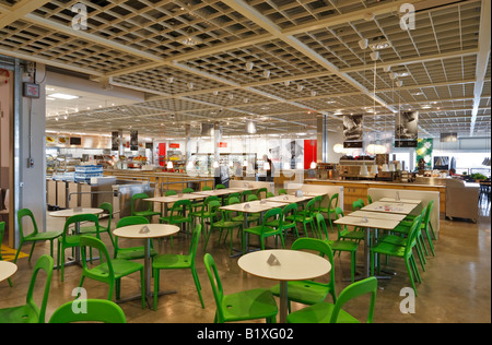 ... Restaurant At The Ikea Furniture Store In Coventry   Stock Photo