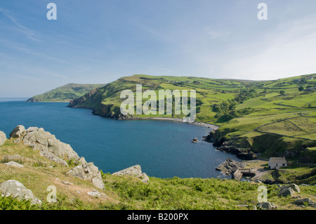 Causeway Coastal Route, Northern Ireland at Torr Head, Co Antrim, as featured in HBO's Game of Thrones - Stock Photo