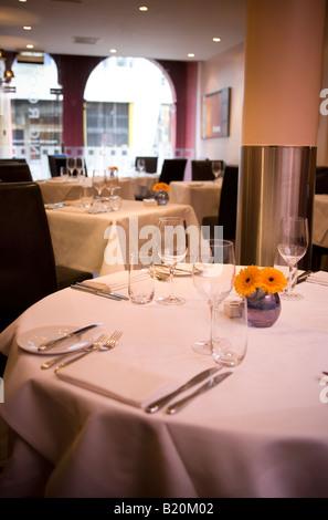 The Clerkenwell Dining Room Restaurant London