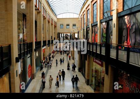 Grand Arcade Shopping Centre, Cambridge, England, UK - Stock Photo
