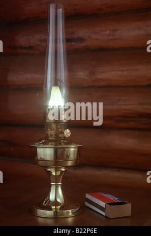 Aladdin lamp - Stock Photo