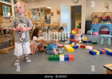 Daycare center - Stock Photo