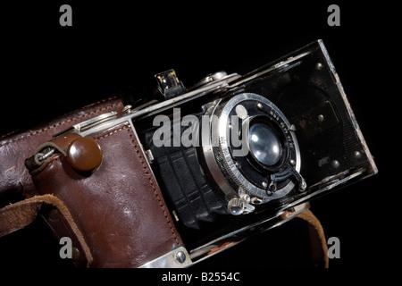 Old Camera - Stock Photo