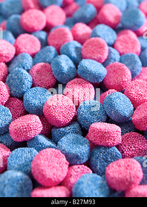 jelly buttons - Stock Photo
