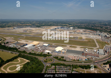 Gatwick Airport Date 12 03 2008 Ref ZB648 111149 0023 COMPULSORY CREDIT World Pictures Photoshot - Stock Photo