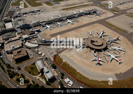 Gatwick Airport Date 12 03 2008 Ref ZB648 111149 0024 COMPULSORY CREDIT World Pictures Photoshot - Stock Photo