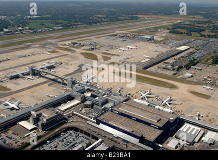 Gatwick Airport Date 12 03 2008 Ref ZB648 111149 0026 COMPULSORY CREDIT World Pictures Photoshot - Stock Photo