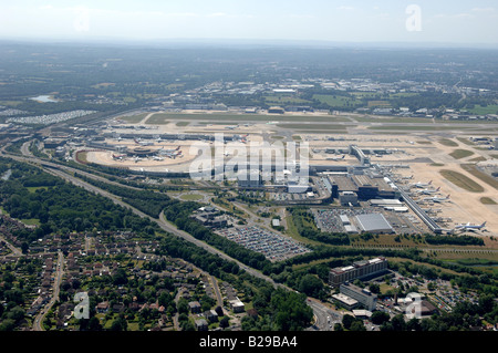 Gatwick Airport Date 12 03 2008 Ref ZB648 111149 0027 COMPULSORY CREDIT World Pictures Photoshot - Stock Photo
