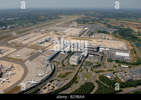 Gatwick Airport Date 12 03 2008 Ref ZB648 111149 0030 COMPULSORY CREDIT World Pictures Photoshot - Stock Photo