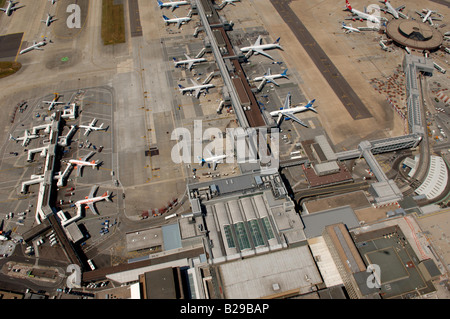 Gatwick Airport Date 12 03 2008 Ref ZB648 111149 0035 COMPULSORY CREDIT World Pictures Photoshot - Stock Photo