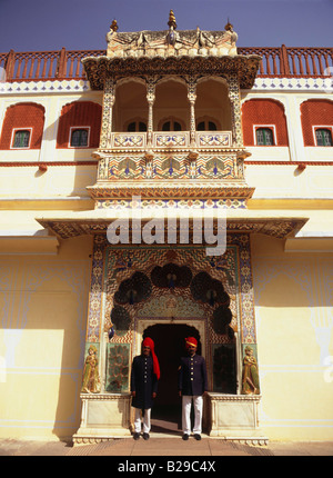 INDIA Rajasthan Jaipur City Palace Date 05 06 2008 Ref ZB670 114630 0022 COMPULSORY CREDIT World Pictures Photoshot - Stock Photo