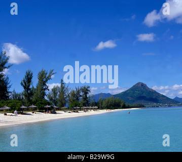 Hotel La Piroque Beach Mauritius Ref WP RSTMARH 3 COMPULSORY CREDIT World Pictures Photoshot