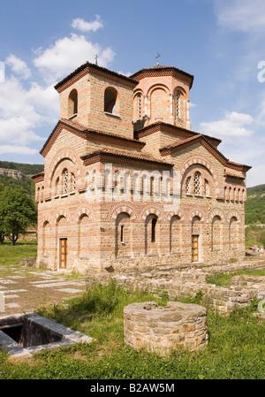 St Dimitar of Solun church in  Assen's Quarter of Veliko Tarnovo,  the medieval capital of Bulgaria - Stock Photo