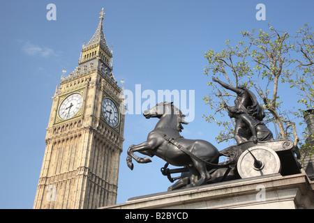 Big Ben, London, England, Great Britain, Europe