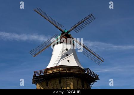 Germany, Schleswig-Holstein, Kappeln, Old town Stock Photo ...