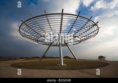 Halo Panopticon in Rossendale - Stock Photo