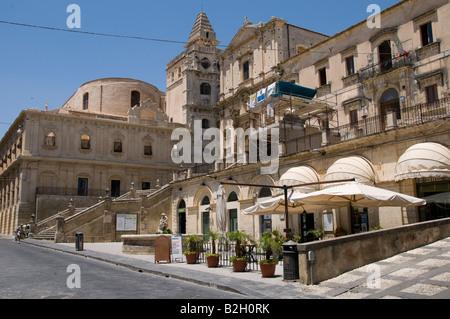 Noto, Sicily, Italy - Stock Photo