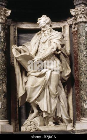 Statue Lateran Basilica Basilica Di San Giovanni In