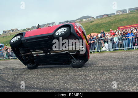 The Russ Swift display team at the seafront spectacular in Arbroath Scotland UK - Stock Photo