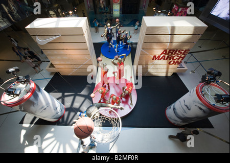 Wangfujing Shopping centre - Stock Photo