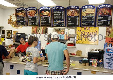 Fast Food Nashville Indiana