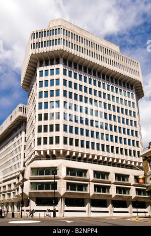 Ministry of Justice building, London, UK - Stock Photo