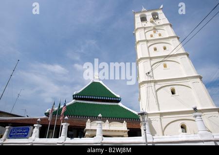 Kampung Kling historic mosque Malacca Malaysia - Stock Photo