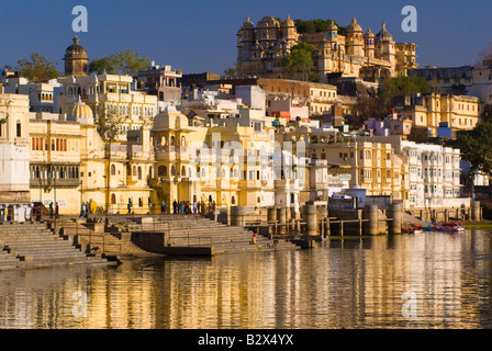 Udaipur, Rajasthan, India, Subcontinent, Asia - Stock Photo