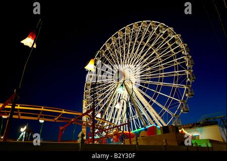 Amusement ride. - Stock Photo