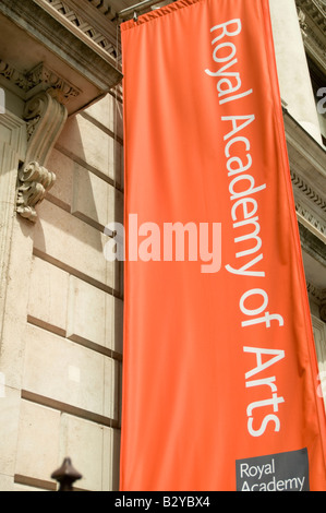 royal academy of arts london university uk culture - Stock Photo