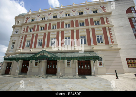 City of Sheffield, England. The Lyceum Theatre at Sheffield's Tudor Square was built to a W G R Sprague design. - Stock Photo