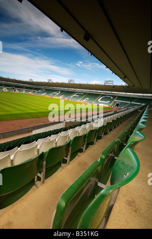 Plymouth Argyle Football Ground Home Park Devon UK