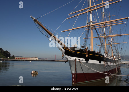 tall ship - Stock Photo