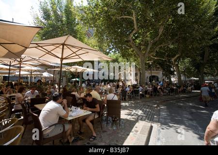 Soler Mallorca Majorca island Spain - Stock Photo