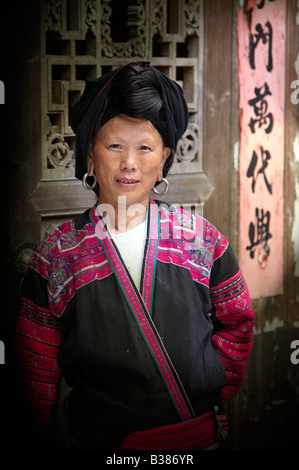 rice village haircut haired from huangluo yao these 4692 | long haired women from huangluo yao village these women only have b386yr