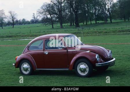 Volkswagen Beetle 1303. - Stock Photo