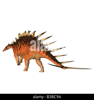 Kentrosaurus Dinosaur - Stock Photo