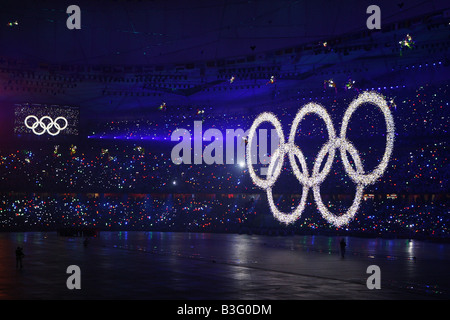 2008 Beijing Olympic Games - Stock Photo