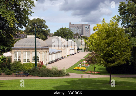 Sheffield Botanical Gardens in  'Great Britain' - Stock Photo