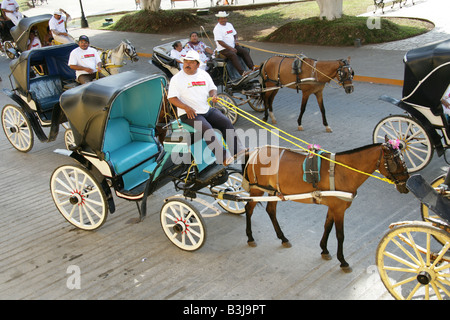 May Day Parade, Plaza de la Constitution, Izamal, Yucatan Peninsular, Mexico - Stock Photo