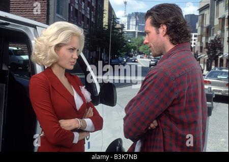 LIFE OR SOMETHING LIKE IT   2002 Monarchy Film with EDWARD BURNS and ANGELINA JOLIE - Stock Photo